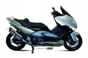 MIVV Volledig systeem SUONO RVS YAMAHA T-MAX 500 2008-2011