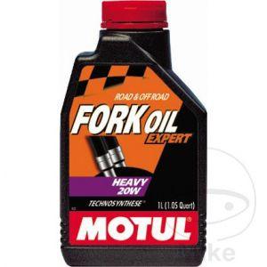 Vorkolie 20W 1 liter Motul Technosynthetisch HEAVY