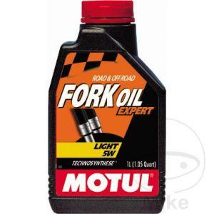 Vorkolie 5W 1 liter Motul HC-Synthese Expert Light