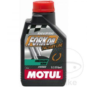 Vorkolie 10W 1 liter Motul Synthese MEDIUM