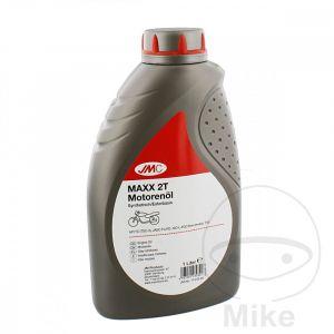 Motorolie 2-takt 1 liter JMC Maxx Synthetisch/Esterbasis