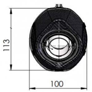 Eindkap LV ONE EVO standaard uitvoering