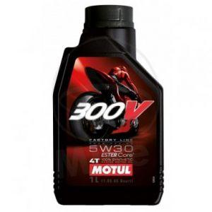 Motorolie 5W30 1 liter Motul 300V