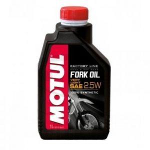 Vorkolie 2,5W 1 liter Motul