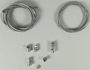 Kabel reparatieset voor onderweg eenvoudig