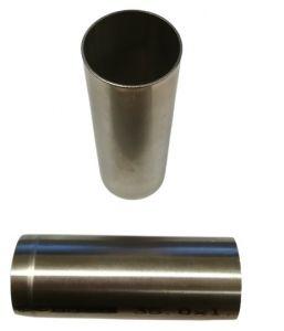 RVS uitlaatpijp 35mm - 80-90mm lang