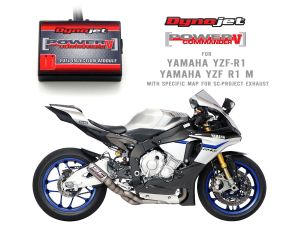 SC-Project Power Commander voor oa YAMAHA YZF R1 2015-2016-R1M YZF R1 2017-2019-R1M