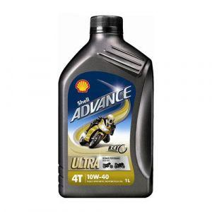 Motorolie 10W40 1 liter Shell Ultra volsynthetisch
