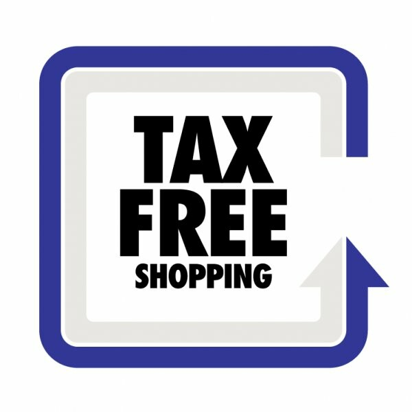 Tax free shopping at Uitlaatstore
